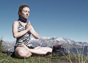Yoga Leipzig Kurs Juliane